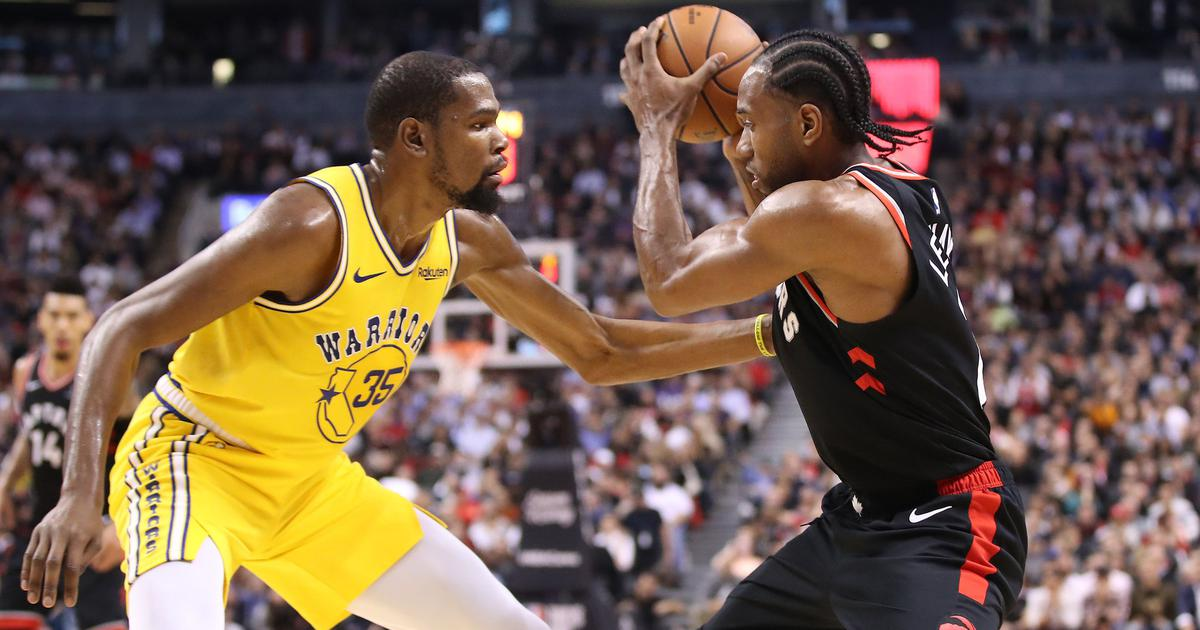NBA Odds: Golden State Warriors vs. Toronto Raptors, Game 2