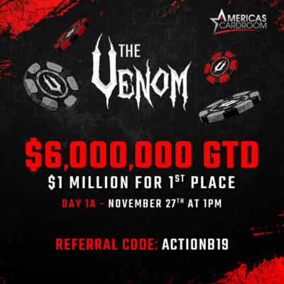Cash Game Players Will Feel Appreciated at Americas Cardroom