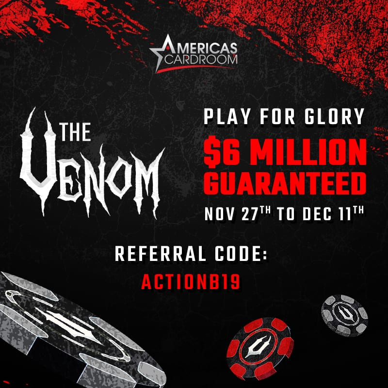 $6 Million VENOM BIG EVENT!